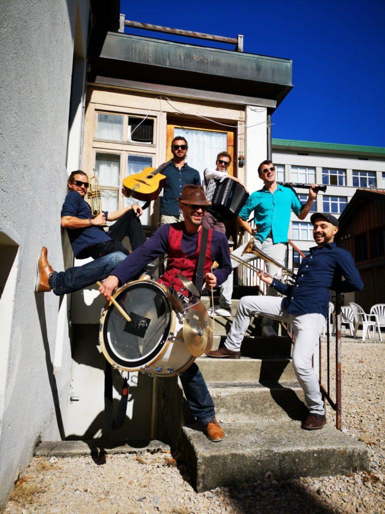 Pichette Klezmer Band